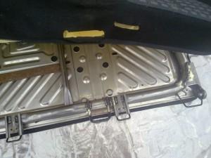 Спинка заднего сиденья Renault Megane 2
