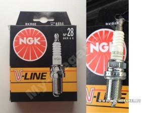 свечи зажигания NGK - BKR 6 E №28 для Рено Меган 2