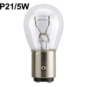 Лампа сигнала стоп / габаритного света P21/5W Renault Megane 2