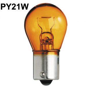Лампа указателя поворота PY21W Renault Megane 2