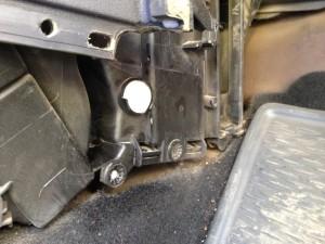 Чистка испарителя кондиционера Renault Megane 2