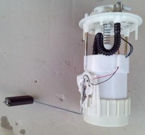 Система подачи топлива на Рено Меган 2