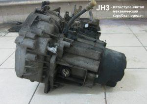 Коробка передач JH3 Рено Меган 2